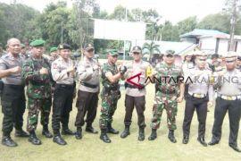 Kodim Buntok dan Polres Bartim gencarkan patroli damai