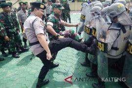 TNI-Polri sudah siap amankan seluruh tahapan Pilkada Seruyan