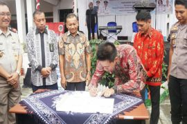 Pemkab Barut-Kejari-Polres sepakat tandatangani kesepakatan pengawas internal pemerintahan