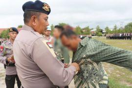 Langgar kode etik, 5 anggota polisi dipecat tidak hormat