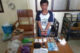 Polda Kalteng tangkap pemilik 300 gram sabu