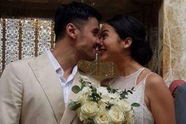 Selamat! Chicco Jerikho dan Putri Marino resmi menikah