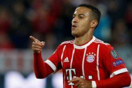 Lumat Besiktas, jalan Bayern Muenchen mulus ke perempatfinal Liga Champions