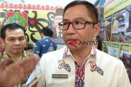 Pembangunan taman diduga penyebab rusaknya Jalan Yos Sudarso ujung