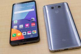 Ini penerus ponsel LG G6