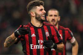 Sempat tertinggal, AC Milan mampu kalahkan Chievo