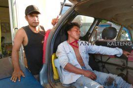 Polisi tembak spesialis pencuri sapi di Kalteng