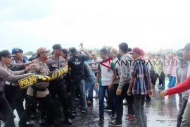 Polres-TNI Lamandau gelar Sispamkot sukseskan pilkada