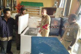 Seruyan terima bantuan alat pengolahan kelapa dari kementrian