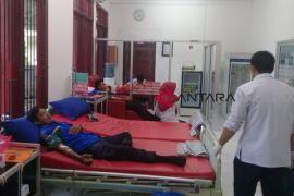 Waduh! PMI Kotim krisis stok darah