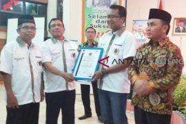 Selamat! PWI Kotim kembali raih penghargaan kabupaten paling inovatif