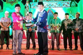 Pemkab berharap Kafilah Kotim bisa raih prestasi di MTQ Kalteng