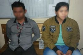 Raup hingga Rp100 juta, suami istri pelaku gendam ditangkap polisi
