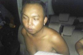 Pencuri mobil milik toko bangunan di Palangka Raya ditembak