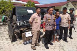 Ini alasan pelaku curi mobil di Palangka Raya