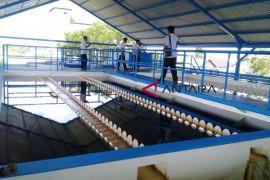 Pembangunan pipa solusi kesulitan air di pesisir Kotim