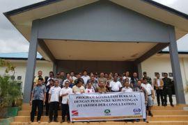 PT SSM, PT MAS dan PT GAP serap aspirasi masyarakat desa sekitar perusahaan