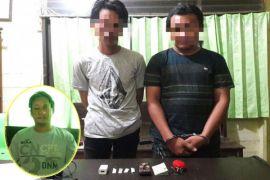 Tiga pengedar sabu di Desa Mintin ditangkap polisi
