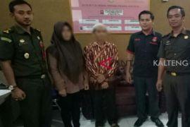 Korupsi DD, Kades dan Bendahara ditahan Kejari Lamandau