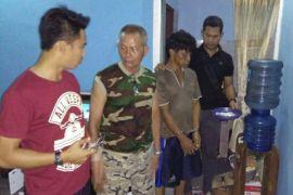 Tersangka pengedar zenith di Sampit ini dijerat UU Narkotika