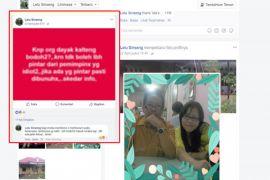 Polda Kalteng selidiki akun penghina suku Dayak di facebook