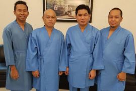 40 anggota DPRD Kotim periksa kesehatan ke Jakarta