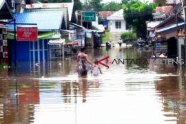 1.215 rumah di Barito Utara terendam banjir
