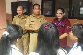 58 SMP/MTs di Gumas laksanakan ujian nasional