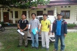 Soal UN SMP Kotim dititipkan di kantor polisi
