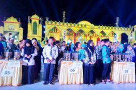 Kafilah Palangka Raya pertahankan gelar juara umum MTQ Kalteng