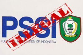 Waduh! Kepengurusan PSSI Kotim diduga ilegal