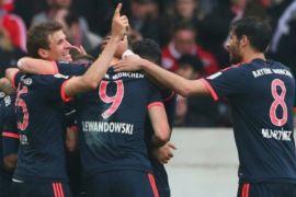 Bayern Muenchen pastikan juara Bundesliga usai gulung Augsburg
