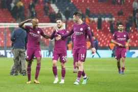Tundukkan Spurs, Manchester City dekati juara Liga Primer