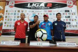 Martapura FC tak gentar hadapi Kalteng Putra