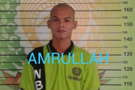 Tiga narapidana Rutan Bartim kabur, satu berhasil ditangkap