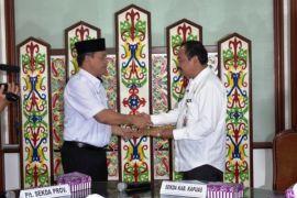 Plh Bupati Kapuas resmi dijalankan, tidak boleh ambil kebijakan prinsip
