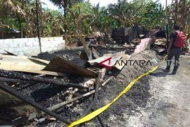 Rumah terbakar, kakek berumur 90 tahun tewas terpanggang