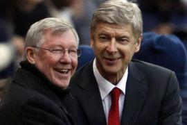 Alex Ferguson alami pendarahan otak, Guardiola dan Wenger turut mendoakan