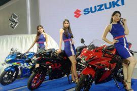 Suzuki tampilkan motor sport barunya