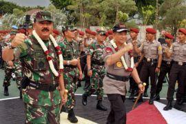 Kapolri bersama Panglima TNI berencana kunjungi Kalteng