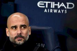 Pep Guardiola dianugerahi manajer terbaik
