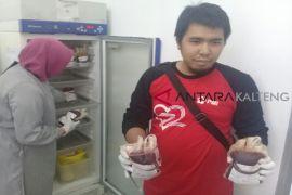 Pendonor darah Kotim turun drastis selama Ramadhan