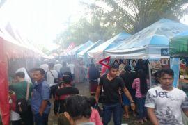 Masyarakat Sampit jadikan Pasar Ramadhan tempat wisata kuliner