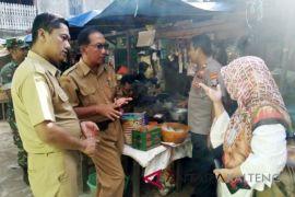 Kuliner pasar Ramadhan Pulpis diuji BPOM, ini hasilnya