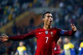 Tunisia mampu tahan imbang Portugal