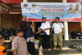 2.000 paket sembako murah disalurkan untuk masyarakat Kotim