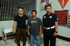 Buronan kasus BBM ini ditangkap Kejari Kotim saat temui keluarga
