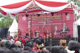 600 warga Dayak Sarawak Malaysia hadiri PGD