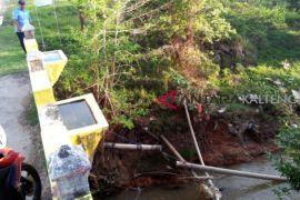 Pipa PDAM Muara Teweh rusak diterjang banjir