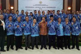 Pemkab Barito Utara raih WTP keempat kalinya dari BPK RI